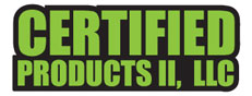 Certified Products Top Soil Logo