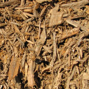 Gold Dyed Mulch
